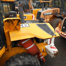 Warwick Ward | Europe's Largest Stockists of Used Wheel Loaders