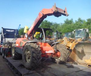 MANITOU MLT633