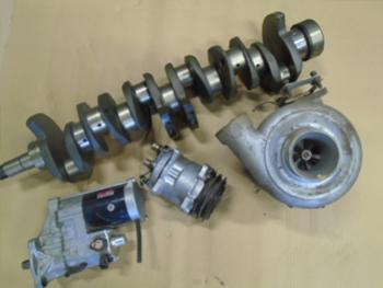 Quality Used Parts from Major Brands for Sale